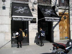 Moulin choclat 1