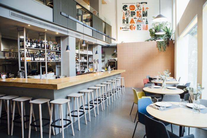 Copenhagen un vegetariano con deliciosa comida - Restaurante copenhagen valencia ...