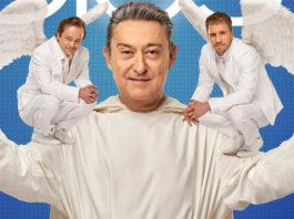 El popular y gran actorMariano Peña(Mauricio Colmenero en la serie Aida)