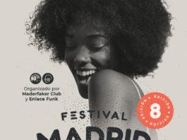 Festival Madrid es Negro