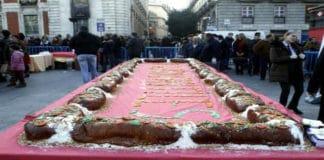 Roscon de Reyes Aldeas Infantiles