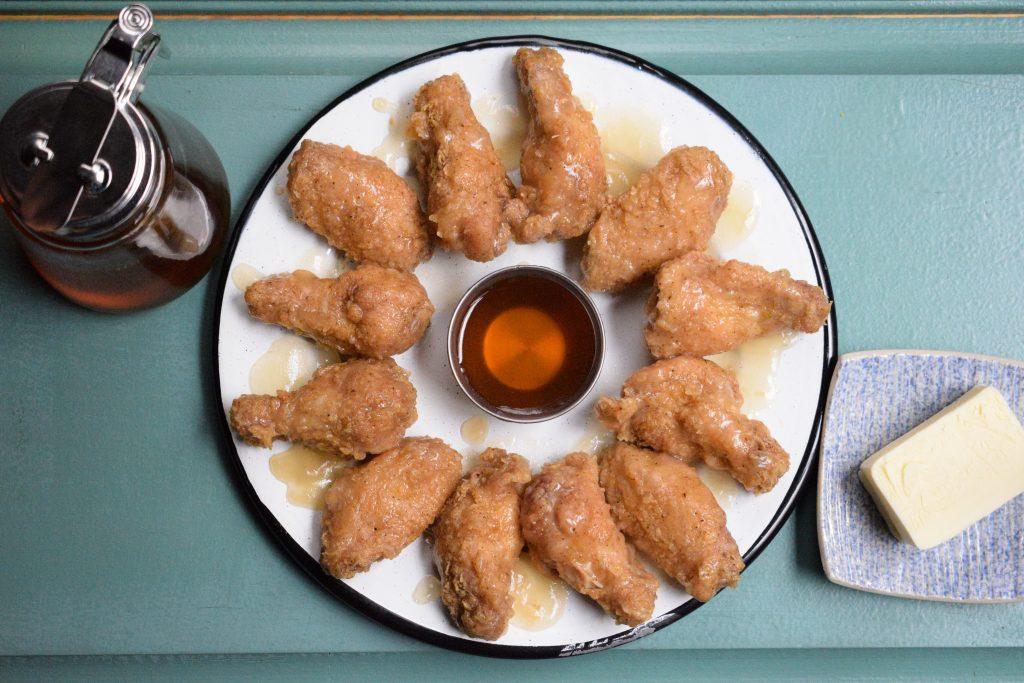 Alitas de pollo Harolds